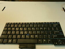 43015 used COMPAQ 2510P complete laptop keyboard 447789-001. tested works