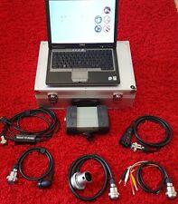 Star diagnostic complet système c3 multiplexeurs le xentry vediamo MERCEDES + valise