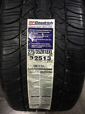 2 New 275 35 18 BFGoodrich g-Force Super Sport A/S Tires