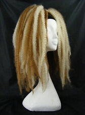 KRINKLEPUFFS BLONDE BROWN HAIR FALLS CYBERLOX DREADS CYBER GOTH