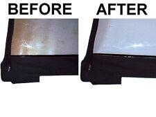 Soft Top Window Restorer Repair and Cleaner Polish       Suzuki Samurai Sidekick