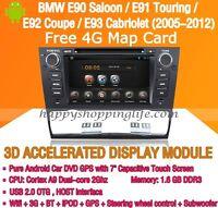 Android Car DVD Player GPS Navigation WIFI 3G Bluetooth for BMW E90 E91 E92 E93
