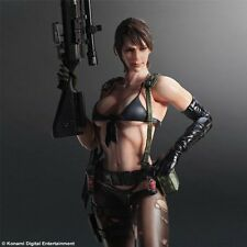 PLAY ARTS KAI METAL GEAR SOLID V THE PHANTOM PAIN QUIET ACTION FIGURE CN TOY 10""