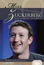 Mark Zuckerberg: Facebook Creator (Essential Lives), Computers, Marcia Amidon Lu