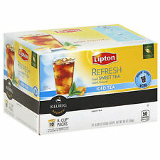 Lipton Refresh Iced Sweet Tea Keurig K-Cups 10 Cup Box