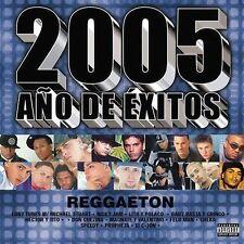 2005 Ao de xitos Reggaeton, New Music