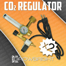 2 pk CO2 INJECTION RELEASE SYSTEM REGULATOR EMITTER FLOW SOLENOID CONTROLLER C02
