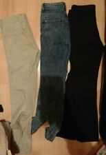 River Island Jeans, Chinos & New Look Slim Jeans  32W 32L