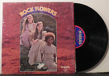 ROCK FLOWERS '71 Wheel sunshine pop RARE Hal Blaine Wrecking Crew in shrink M-