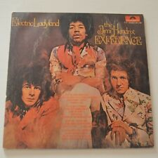 JIMI HENDRIX - ELECTRIC LADYLAND -  FIRST PRESS INDIA 2LP