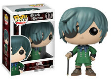 Funko Pop Animation Black Butler: Ciel Vinyl Action Figure Collectible Toy, 3808