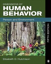 Dimensions of Human Behavior : Person and Environment by Elizabeth D....