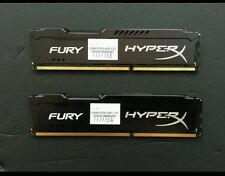 KINGSTON HyperX FURY 16gb 2x 8gb KIT 1866mhz ddr3l DIMM Memoria a bassa tensione