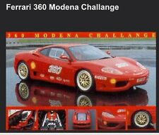 Ferrari 360 Modena Challenge Out of Print - Car Poster: )