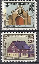 DDR 1975 Mi. Nr. 2094-2095 gestempelt