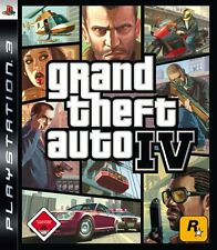 PS3 GTA 4 + GTA Liverty City  , Spiel