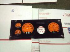 sega outrun arcade control panel plexi #3