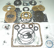 GM 4L60E Banner Rebuild Kit w/ Molded Rubber Pistons & Clutch Pack (2004-2013)