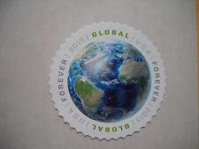 NO GUM 10 random global forever USA stamps