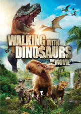 Walking With Dinosaurs (DVD, 2014) NEW
