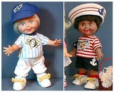 PANTS ~ SHIRTS ~ HATS ~ SEWING PATTERN FOR BABY FACE GALOOB BOYS