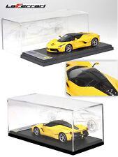 FERRARI LAFERRARI  1/43 yellow 2013 limited ed.35 pcs  BBRC115BV  Bbrmodels