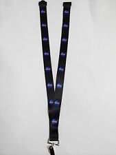 NASA Vector Logo Space Program Lanyard ID Badge Holder Black