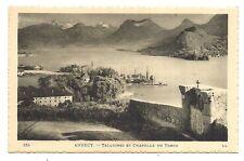 annecy , talloires et chapelle du toron