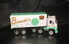 Micro Machines Semi Truck Brenda's Old Fashioned Vanilla Ice Cream Galoob