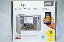Orbit 57950 B-hyve Smart In/Outdoor 12Station WiFi Sprinkler System Controller