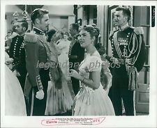 1954 King of the Khyber Rifles Original Press Photo Terry Moore Tyrone Power