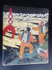Puzzle Tintin Lombard 1985 On a marché sur la Lune  ETAT NEUF SOUS CELLO