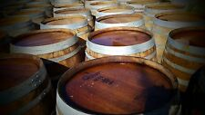 Authentic Used Oak Wine Barrel - FREE SHIPPING!