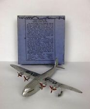 Boxed Pre-War Dinky No. 60r Empire Flying Boat Corsair 1937-1940