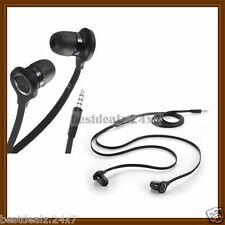 Black OEM RC-E190 3.5mm Remote Stereo Handsfree Headset for HTC One M8 Eye