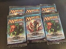 MTG MAGIC LOT DE 6 BOOSTERS PLANAR CHAOS (FRENCH CHAOS PLANAIRE)
