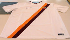 Team Roma 2014-15 Soccer Away Jersey Short Sleeves Italian League Serie A M