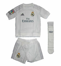 Real Madrid Kinder Trikot Set Minikit Adidas Camiseta Maglia Shirt 128
