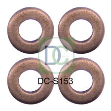 Ford Fiesta 1.4 TDCi Bosch Common Rail Diesel Injector Washers / Seals Pack of 4