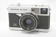 Olympus 35 ECR 35mm Point & Shoot Film Camera SN163500 **For Parts**