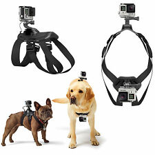 Hound Dog Fetch Harness Chest Strap Belt Mount For GoPro Hero 4 3+ 3 2 1 Camera
