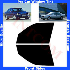 Pre Cut Window Tint Mercedes E Class W210 Saloon 4D  95-02 Front Sides Any Shade