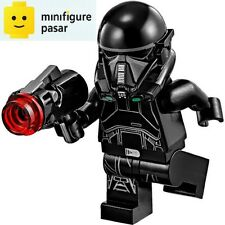 sw807 Lego Star Wars 75165 - Imperial Death Trooper Minifigure w Blaster - New