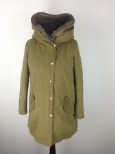 Womens zara basic puffa jacket size XL stock No.A549