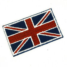 British English national UK flag Union Jack Sew On Patch Small