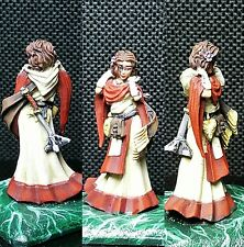 Hand Painted Miniature Reaper female Witch, Sorceress Enchantress Role Play D&D