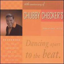Fortieth Anniversary of Chubby Checker's Greatest  Chubby Checker CD Autograph.