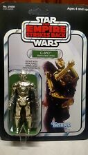 1982 kenner star wars C-3PO figure the empire strikes back