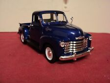 Welly 1953 Chevrolet T3100 Pickup truck 1/24 scale  new no box blue exterior