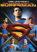 Look, Up in the Sky!: The Amazing Story of Superman (2007, REGION 1 DVD New) WS